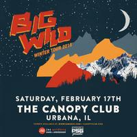 Big Wild @ Canopy Club Tickets Sat Feb 17 2018 at 800 PM | Eventbrite  sc 1 st  Eventbrite : canopy urbana - memphite.com