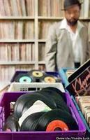 Record Crates & Local Music Showcase