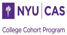 CAS College Cohort Program and Office of New Students logo