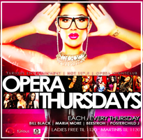 Opera Thursdays | 12.12.13 | Live on Hot 107.9