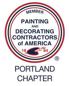 Painting and Decorating Contractors of America Portland Chapter logo