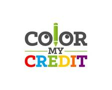 Led by Alisa Glutz, Author and Founder of Color My Credit logo