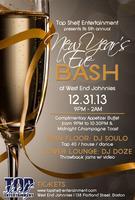Top Shelf Entertainment's 5th Annual NYE Celebration @...