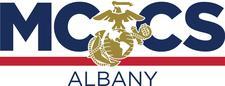 Marine Corps Community Services  logo