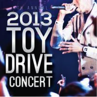 Volunteer for Toy Drive Concert