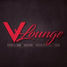 V Lounge Philly logo