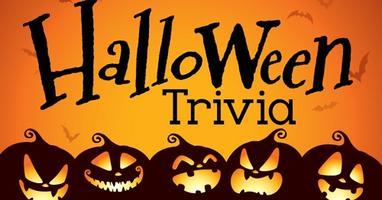 TRIVIA-Halloween