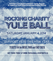 Rocking Charity Yule Ball