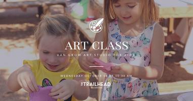 Art Class w/ Van Grow Art Studio