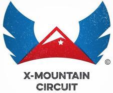 X-MOUNTAIN CIRCUIT logo