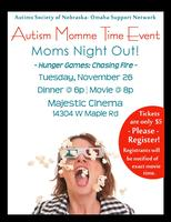 Autism MomME Dinner & Movie