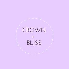 Crown + Bliss logo