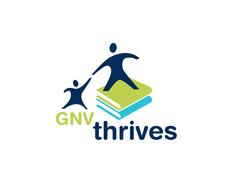 Gainesville Thrives  logo