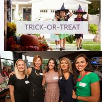 Trick or {shopping } Treats Family Fun Event at Fourk