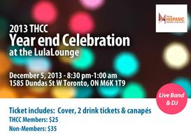 THCC Year End Party 2013