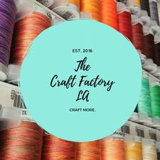 The Craft Factory LA logo