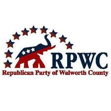 Republican Party of Walworth County logo