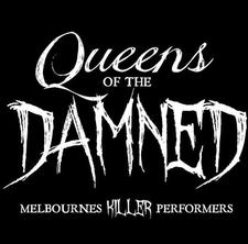 Queens of The Damned logo