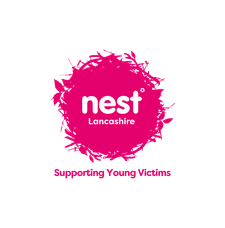 Nest Lancashire - Supporting Young Victims logo