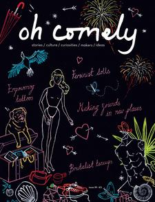 Oh Comely logo