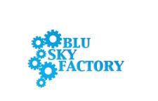 Blu Sky Factory logo