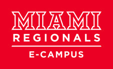 Miami University Regional E-Campus logo