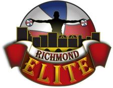 Richmond Elite Professional Basketball Team logo