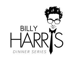 The Billy Harris Dinner Series logo