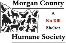 Morgan County Humane Society logo