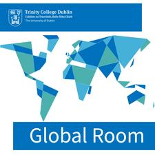 Trinity College Dublin, Global Room logo