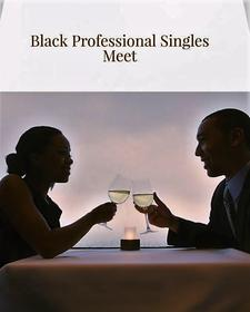 Black Professional Singles Meet logo