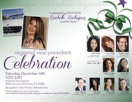 New Regional Vice President Car Celebration -...