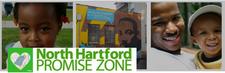 North Hartford Promise Zone  logo