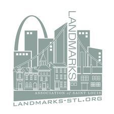 Landmarks Association of St Louis logo