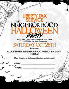Liberty Tax Events Brooklyn & Manhattan logo