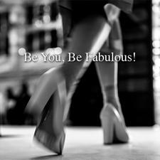 Be You, Be Fabulous! Sarah Conners & Sally Mackinnon logo