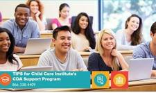 Early Care and Learning Teacher Training Institute - TIPS for Child Care Institute logo