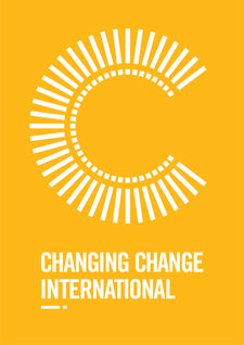Changing Change International (CCI) logo