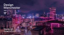 The BBC & Design Manchester logo