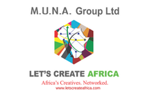 Let's Create Africa (L.C.A.) logo