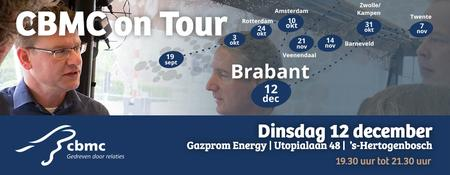 CANCELLED! CBMC on Tour - Brabant - 12 december
