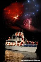 SAUSALITO LIGHTED BOAT PARADE AND FIREWORKS!