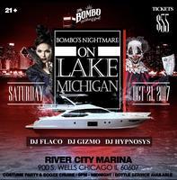 Bombo's Nightmare on Lake Michigan (Costume & Boat...