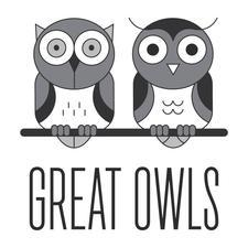 Great Owls logo