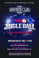 Power 96.1 Jingle Ball Official After Party. Wednesday...