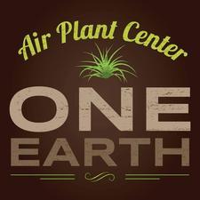 One Earth Air Plant Center logo
