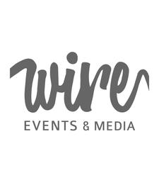 Wire Events and Media logo