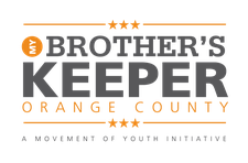 My Brother's Keeper (MBK) Orange County logo
