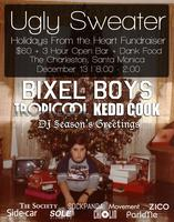 Ugly Sweater Christmas Party - Bixel Boys, Tropicool, & Kedd Cook