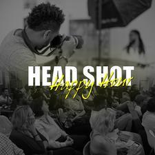 Head Shot Happy Hour logo